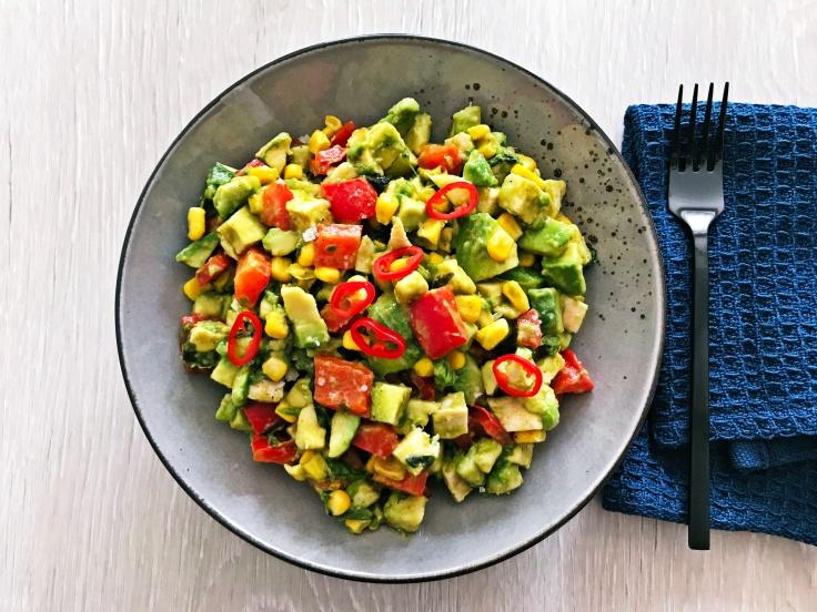 Avocado-Haehnchen-Salat (1)