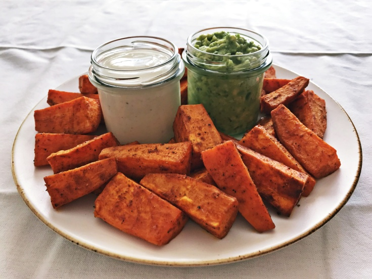 Suesskartoffel Wedges (5)