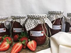 Erdbeer-Rhabarber-Marmelade (5)
