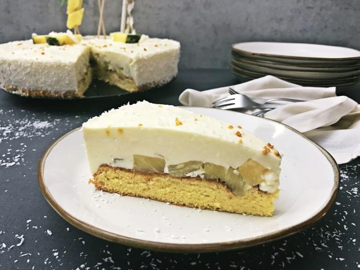 Pina Colada Torte (7)